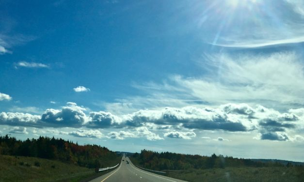 An Ode to the Road, by Grace Rossman